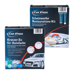 CAR XTRAS  	   Autoreparatur-Set