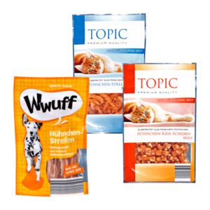 WWUFF / TOPIC  	   Snack