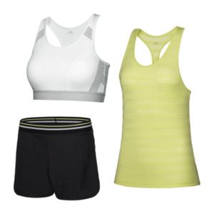 ACTIVE TOUCH  	   Lauftop / -shorts / -bustier