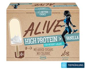 AL!VE Protein-Eis