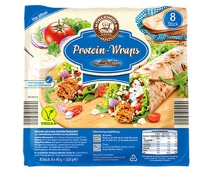 MÜHLENGOLD Protein-Wraps