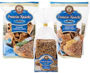 MÜHLENGOLD Protein-Knäcke
