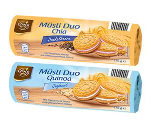 Choco BISTRO Müsli Duo