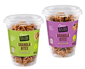 Choco BISTRO Granola Bites