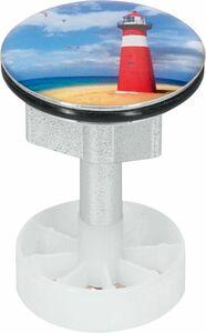 Dekor Waschbeckenstöpsel - Leuchtturm