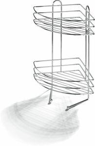 Dekor Duschablage - Eck-Duschablage