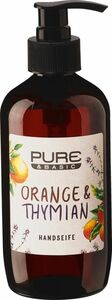 Pure & Basic Flüssigseife Orange & Thymian 350 ml