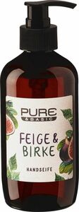 Pure & Basic Flüssigseife Birke & Feige 350 ml