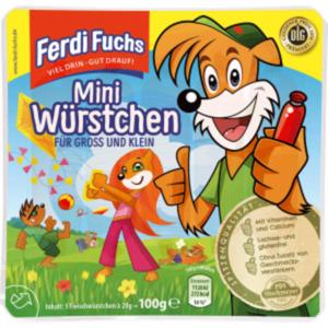 Ferdi Fuchs Mini Würstchen
