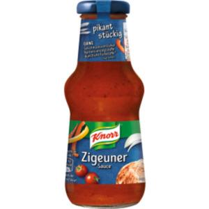 Knorr Grill- und Würzsaucen