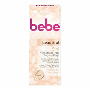 bebe beautiful 5in1 Tagespflege für helle Hauttypen 50ml
