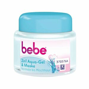 bebe 2in1 Aqua-Gel & Maske 50ml