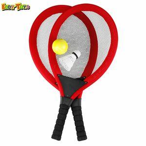 Eddy Toys Soft-Tennis-Set 4-teilig