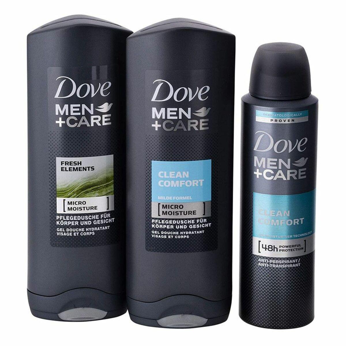 Bild 4 von DOVE Men+Care Geschenkset mit Werkzeugkasten