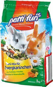 Petti Fun Zwergkaninchenfutter 1 kg