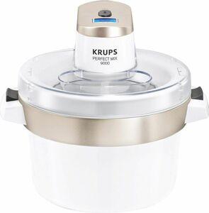 Krups GVS 241 Eismaschine Perfekt Mix 9000 - 1,6 Liter