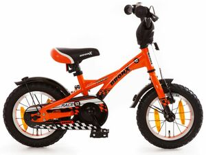 "Bachtenkirch Kinderfahrrad ""BRONX Race"" orange, 12,5"