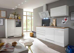 Respekta Premium Küchenzeile mit Mineralite - Einbauspülbecken 320 cm, ...