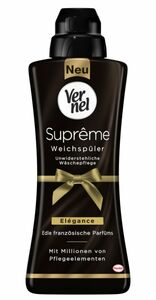 Vernel Supreme Elegance - Black, 600ml