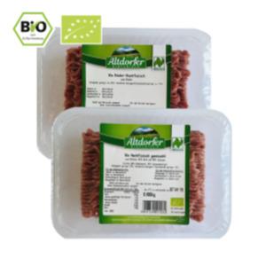 Altdorfer Bio gemischtes oder Rinder-Hackfleisch