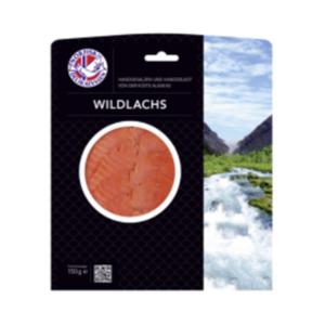 Norfisk Wildlachs geräuchert