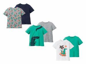 LUPILU® 2 Kleinkinder Jungen T-Shirts