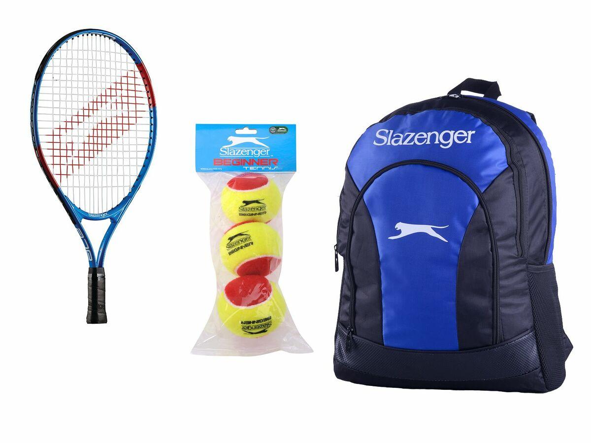 Bild 1 von Slazenger Tennis Set Kinder