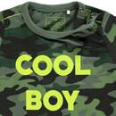 Bild 3 von Jungen T-Shirt in Camouflageoptik