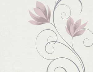 Vliestapete Blume