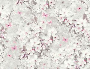 Vliestapete Kirschblüten