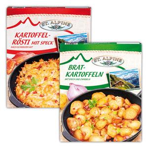 St. Alpine Kartoffel-Spezialitäten