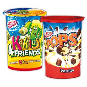 Nestlé/Schöller Kaktus 4 Friends / Vanilla Pops