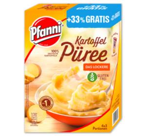 PFANNI Kartoffel Püree
