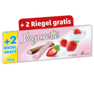 FERRERO Yogurette oder Yogurette Yogurt Sensation