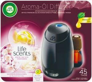 Air Wick Vaporino Aroma-Öl Diffuser Starter-Set