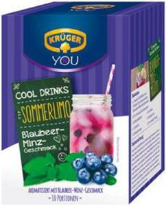 Krüger Cool Drinks Sommerlimo