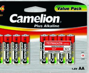 3 x 8 Alkaline Batterien