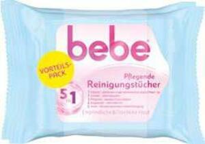 bebe 5-in-1 Reinigungstücher im Vorteilspack