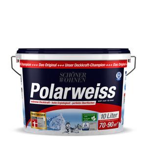 Schöner Wohnen Polarweiss 10 l