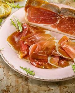 Original italienischer Parmaschinken