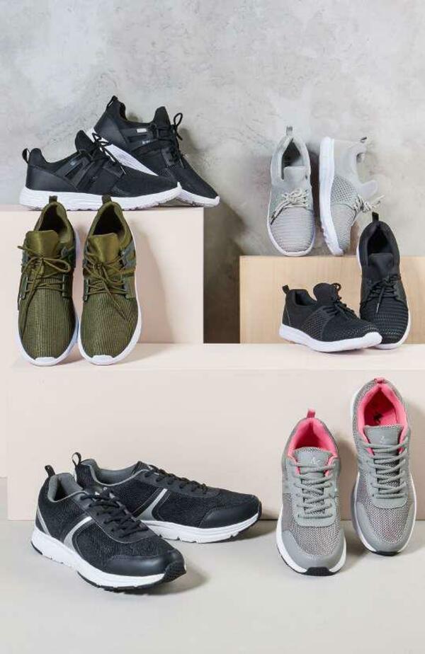 Damen und Herren Sneaker
