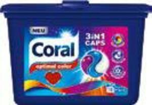 Coral Vollwaschmittel