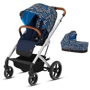 cybex kombikinderwagen balios s trust blue von spiele max. Black Bedroom Furniture Sets. Home Design Ideas