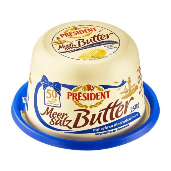 President Butter Angebot