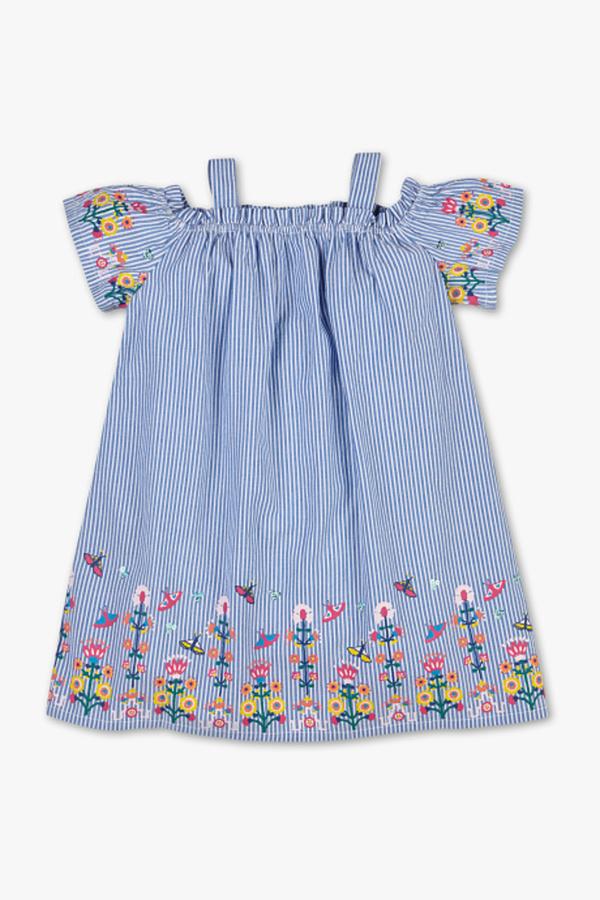 Palomino Kleid - gestreift von C&A ansehen!