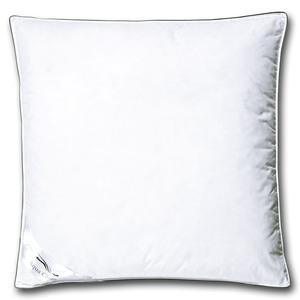 Gans Aqua Clean Federkopfkissen (80x80, weiß)