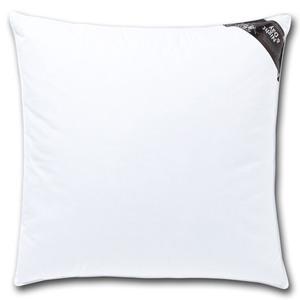 Night & Day® 3-Kammern-Federkopfkissen (80x80, weiß)