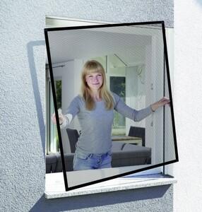 Schellenberg Fliegeschutzfenster ,  BASIC 100 x 120 cm