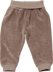 ALANA Baby-Hose, Gr. 80, in Bio-Baumwolle, braun, für Mädchen und Jungen