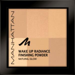MANHATTAN Cosmetics Bronzer Wake Up Radiance Finishing Powder Ivory 001